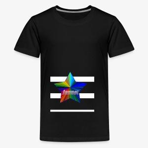 OFFICIAL JANNET MERCH - Teenage Premium T-Shirt