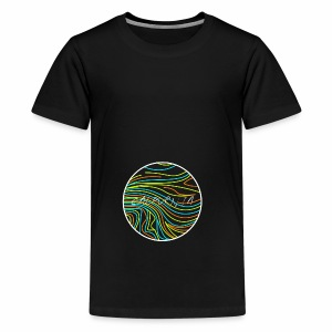Calpurnia merch - Teenage Premium T-Shirt