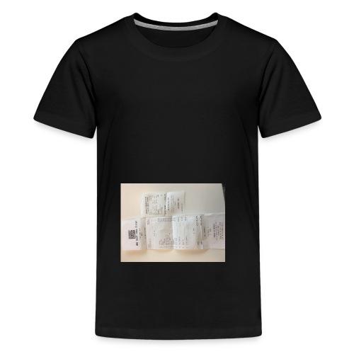 IMG 1070 - Teenage Premium T-Shirt