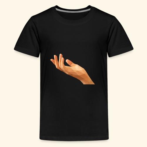 Mitt Märke - Premium-T-shirt tonåring
