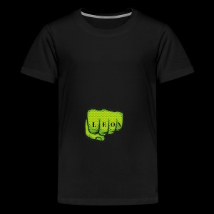 Leon Fist Merchandise - Teenage Premium T-Shirt