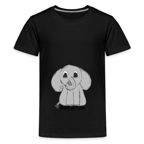 EleFunTastic1 - Teenager Premium T-Shirt