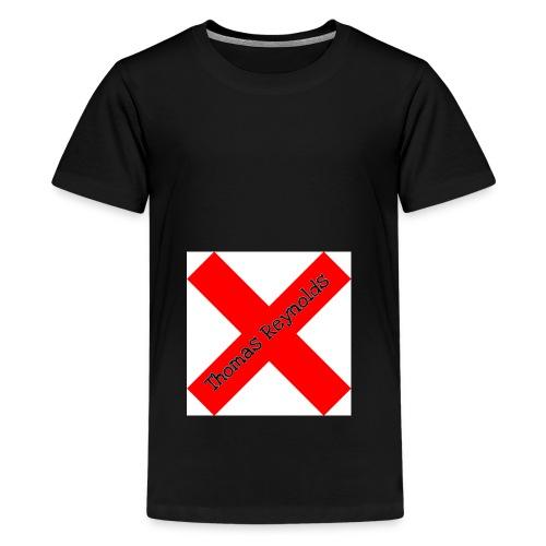 Thomas Reynolds X - Teenage Premium T-Shirt