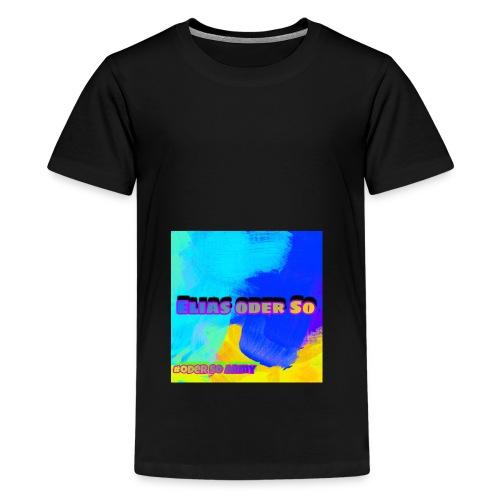 2A6CD045 CD12 4286 813E 1EB90DB0ABB9 - Teenager Premium T-Shirt