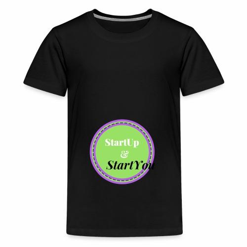 startUp - Camiseta premium adolescente