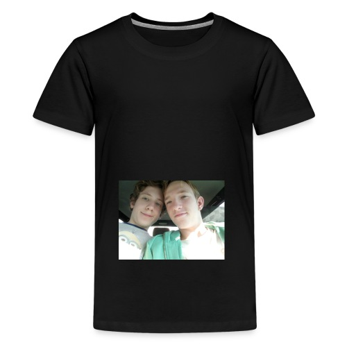 Dominik16 - Teenager Premium T-Shirt