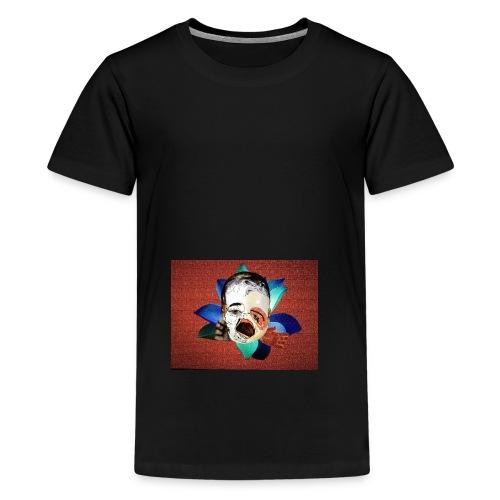 ugly beautiful doll - Teenage Premium T-Shirt
