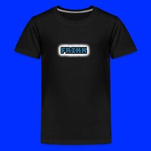 FRIKK MERCH!! - Premium T-skjorte for tenåringer