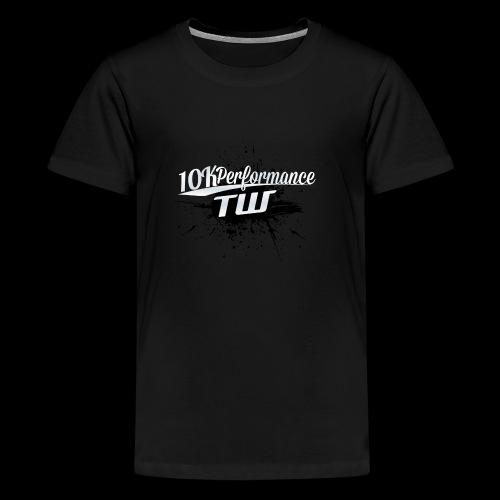 10K Performance by Tim Wiedemann - Teenager Premium T-Shirt