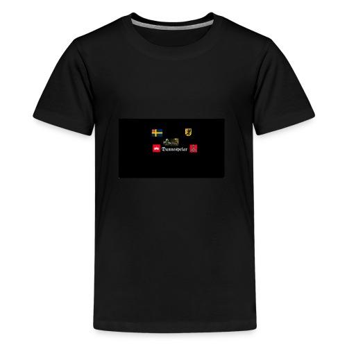 Nya Profilen - Premium-T-shirt tonåring