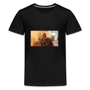 Angry Grandpa - Premium T-skjorte for tenåringer