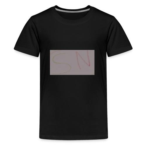 SASNINJA's merch - Teenage Premium T-Shirt