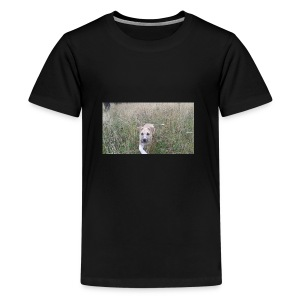 love walks - Teenage Premium T-Shirt