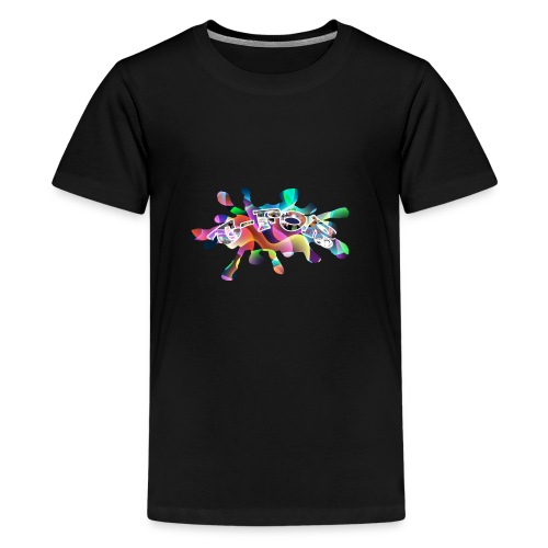 T-FOR Splash - Teenage Premium T-Shirt