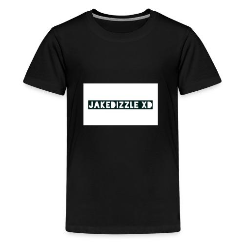 C13D6B88 BF48 4007 8CFC 8A37FA1C03F0 - Teenage Premium T-Shirt