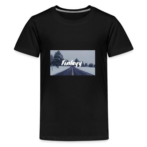 Finleyy - Teenage Premium T-Shirt