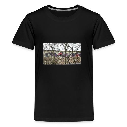 GRAVITY - Teenager Premium T-Shirt