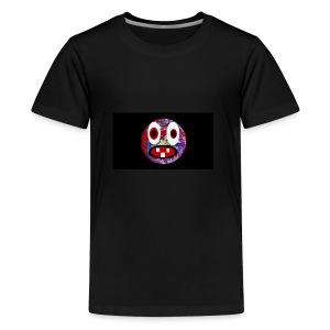 tierra - Camiseta premium adolescente