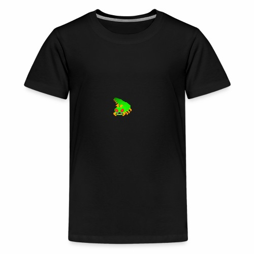 Centipede icon - Teenage Premium T-Shirt