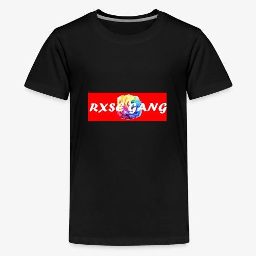 rxse gang - Premium T-skjorte for tenåringer