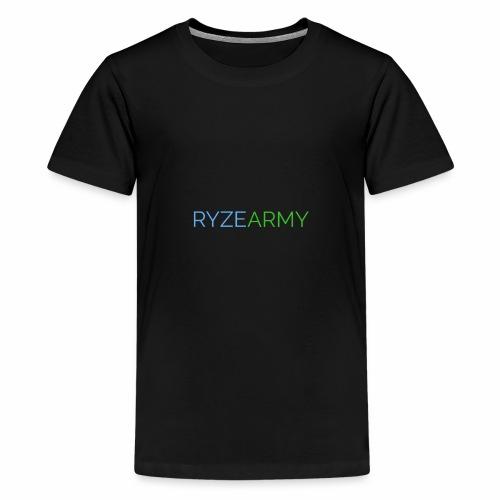 RyzeArmyModern - Teenager Premium T-Shirt
