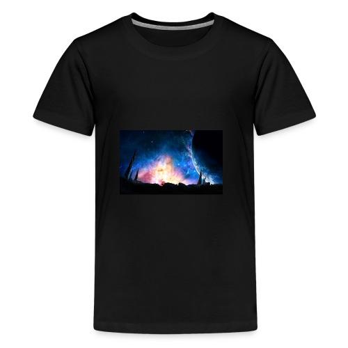 GalaxyDaddy Cover - Teenager Premium T-Shirt