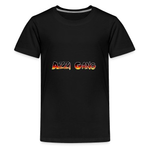 OFFICIAL AZZI GANG CLOTHING - Teenage Premium T-Shirt
