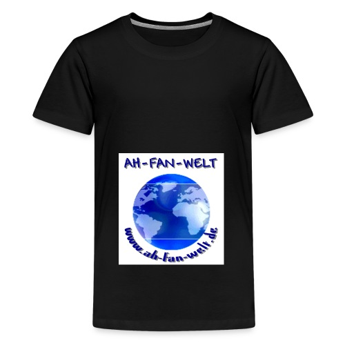 AH FAN WELT - Teenager Premium T-Shirt