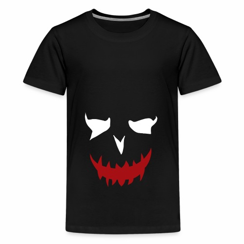 puddin face white - Teenager Premium T-Shirt