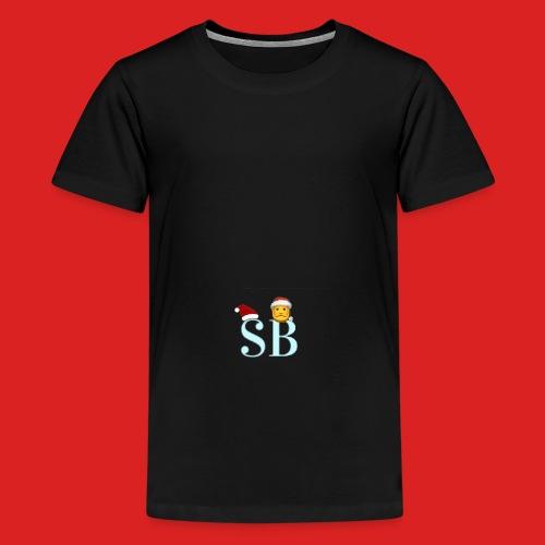SB Xmas - Teenage Premium T-Shirt