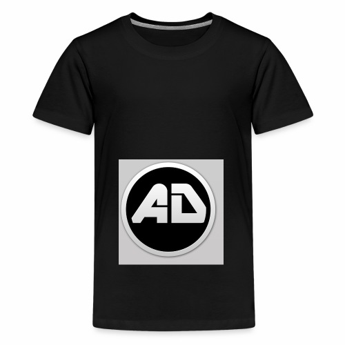 GAMING MERCH - Teenage Premium T-Shirt