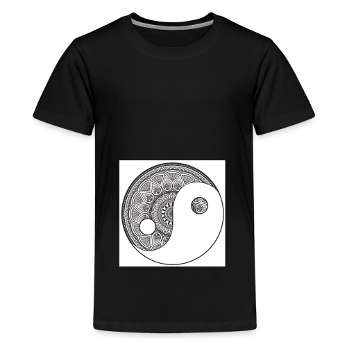 2 Sites - Teenager Premium T-Shirt