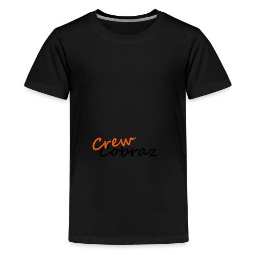 Cobraz team crew - Premium-T-shirt tonåring