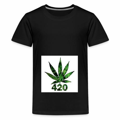 420 - Teenager Premium T-Shirt