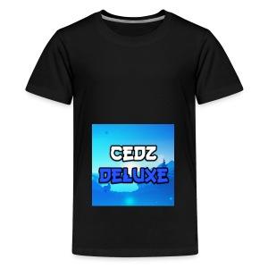 CedZDeluxe Merch - T-shirt Premium Ado