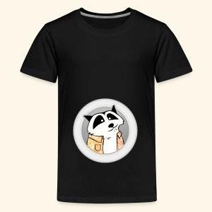 TropiCoon - T-shirt Premium Ado