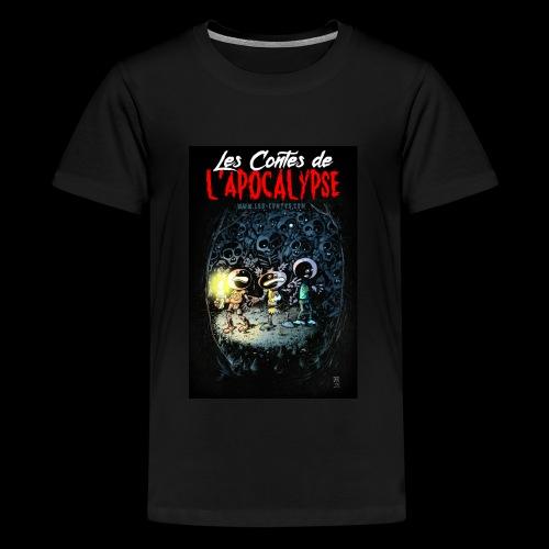 LCDLA ep 00 - T-shirt Premium Ado