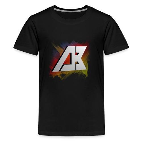 DB LOGO - Teenager Premium T-Shirt