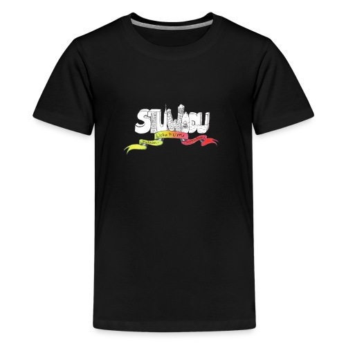 Fun StuWoDu-Logo - Teenager Premium T-Shirt