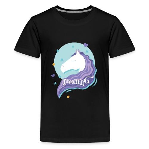Dreaming - Teenager Premium T-Shirt