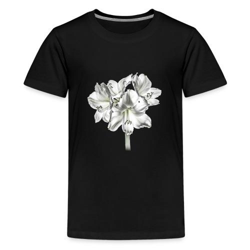 Amarylis - Teenager Premium T-shirt