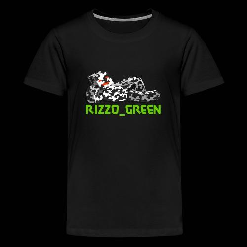 Rizzo Skin Shirt - Teenager Premium T-Shirt