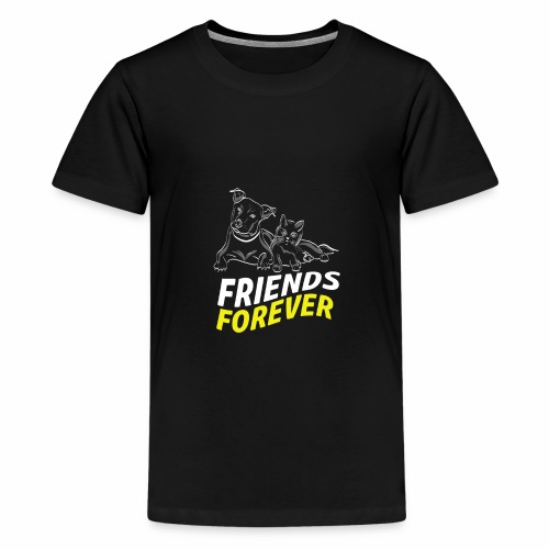 Frrends Forever - Teenager Premium T-Shirt
