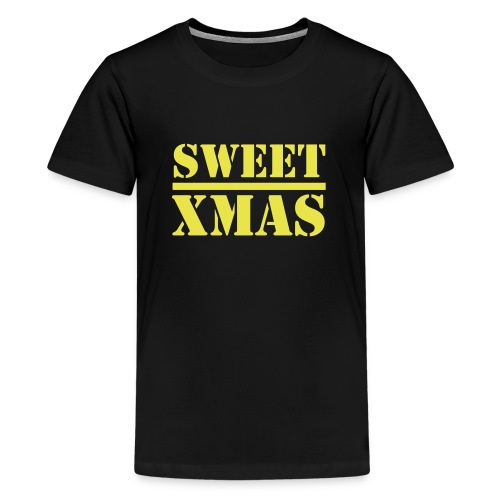 Sweet Xmas Luke Cage Doux Jesus - T-shirt Premium Ado