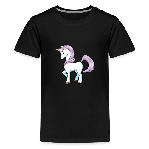 unicorn - T-shirt Premium Ado