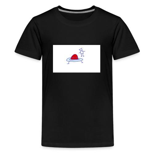 Project 3 - Camiseta premium adolescente
