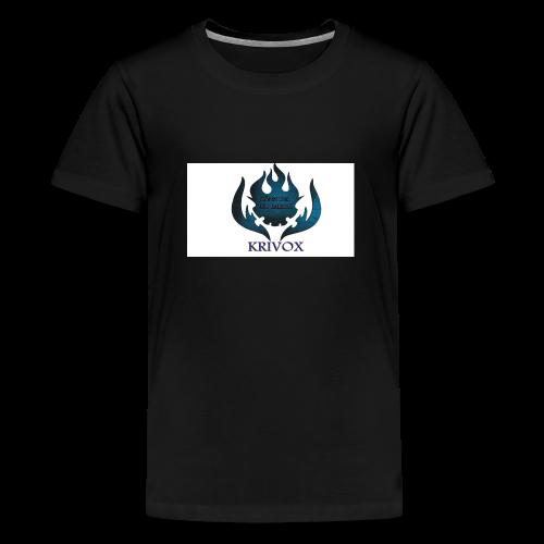 PREMIUM LÄTZCHEN - Teenager Premium T-Shirt