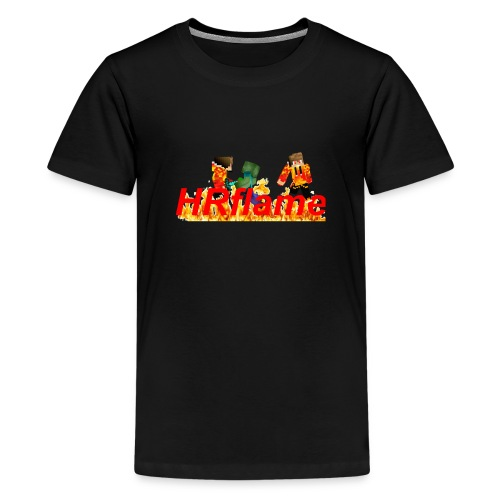 HRflame - Teenager Premium T-Shirt