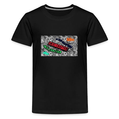 #ZockiArmy - Teenager Premium T-Shirt
