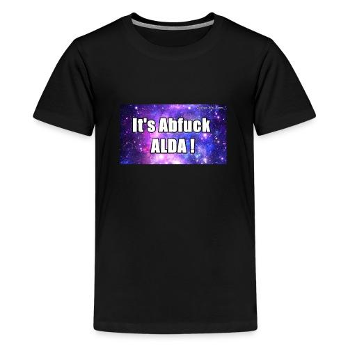 Zocken Mit Jenni (I'ts Abfuck Alda !) Merch - Teenager Premium T-Shirt
